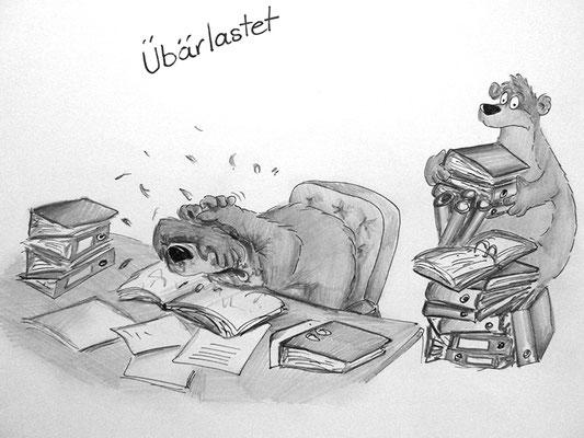 Bären Zeichnung_15