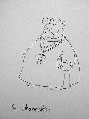 Bären Zeichnung_57