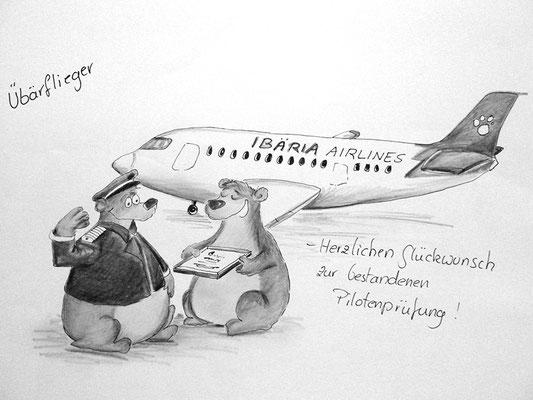 Bären Zeichnung_27