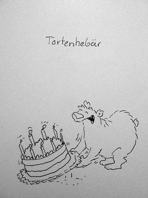 Bären Zeichnung_41