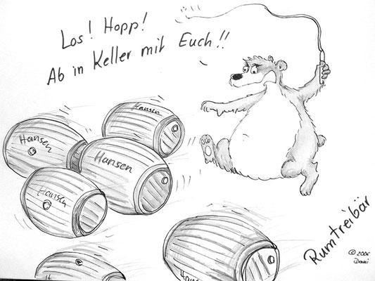 Bären Zeichnung_11