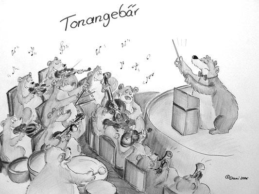 Bären Zeichnung_7