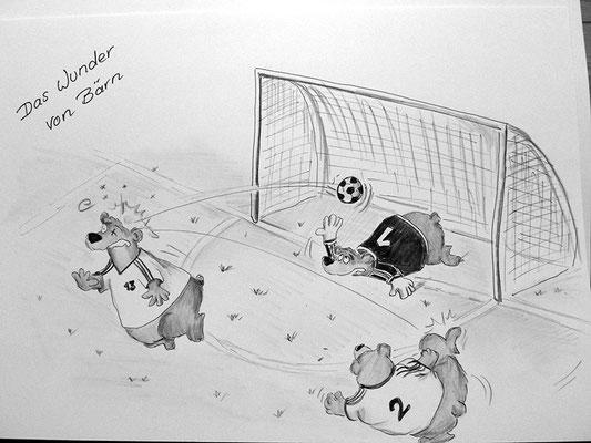 Bären Zeichnung_30