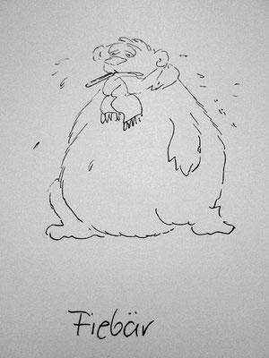 Bären Zeichnung_37