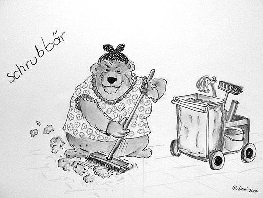 Bären Zeichnung_13