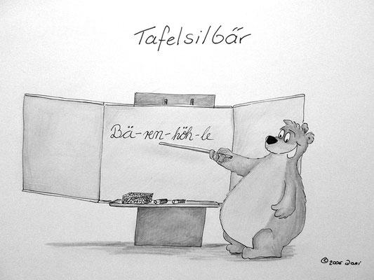 Bären Zeichnung_5