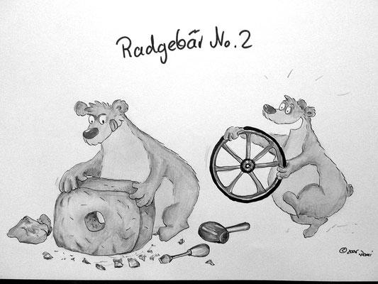Bären Zeichnung_9