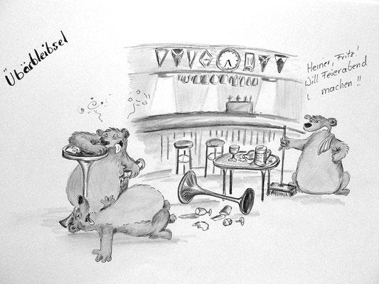 Bären Zeichnung_23