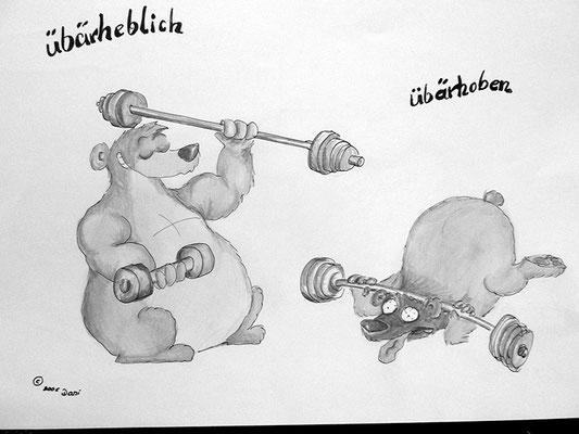 Bären Zeichnung_10