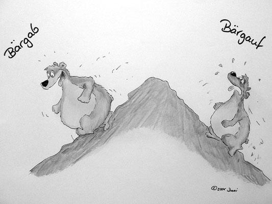 Bären Zeichnung_8