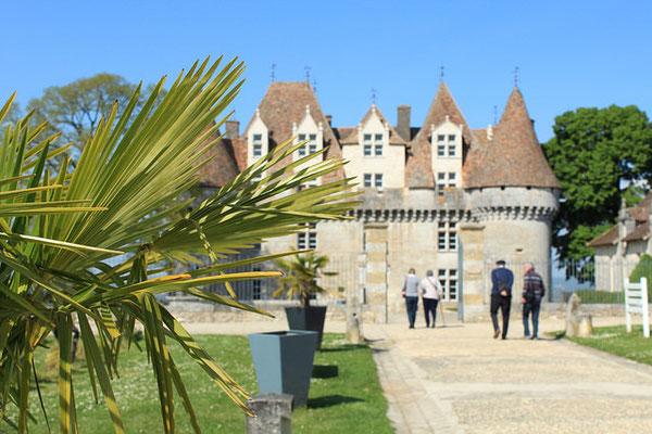 Château de Monbazillac - © Pays de Bergerac, Marie Cécile Grasseau