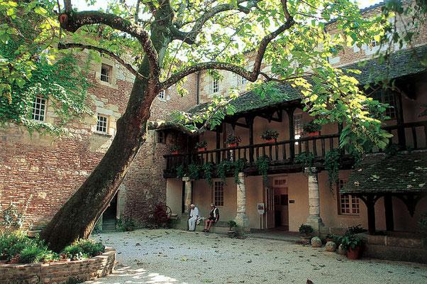 Maison des Vins, Cloître des Récollets - Bergerac © CIVRB
