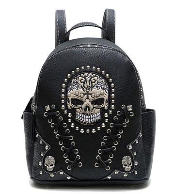 Skull Hand Bags OVEL 100418