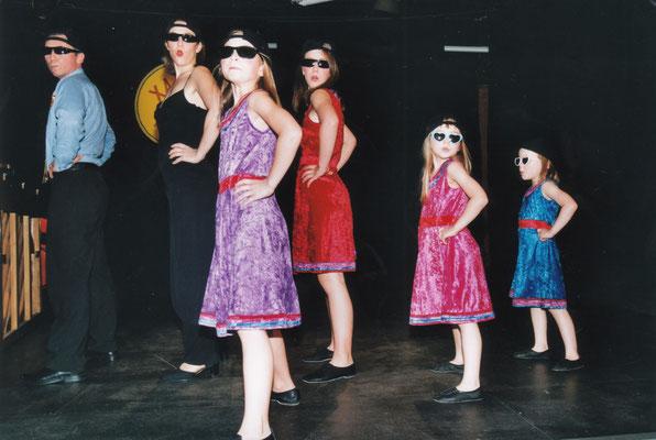 "Familientheater ""Xander-Family"" -- 2002, Köln"