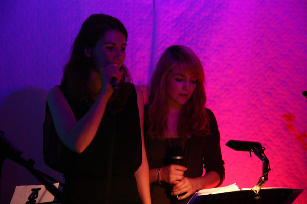 Joana & Kathy im Openstage -- Mai 2017, München