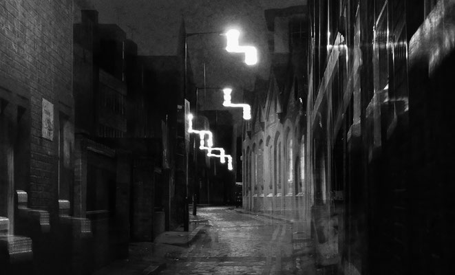 Jack the Ripper's Alley ;-)