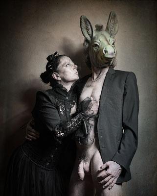 Die Gräfin und ihr treuer Bürgermeister aus der rheinischen Provinz