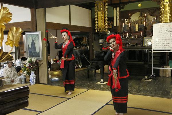 タイ舞踊 ルジラータイダンスグループ