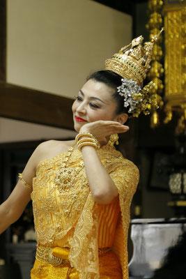 タイ舞踊 大図恵美子