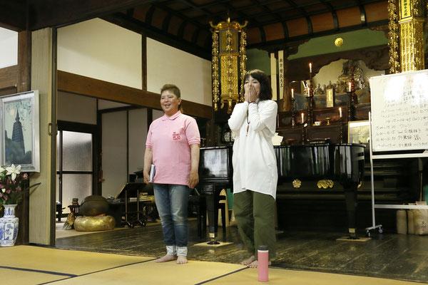 オープンセサミ MOMO & Vocal 広瀬雅子