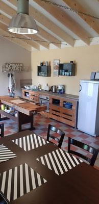 Küche im Aufenthaltsraum 🤩