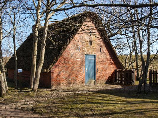 Wärterhaus - Vogelkoje, Kampen