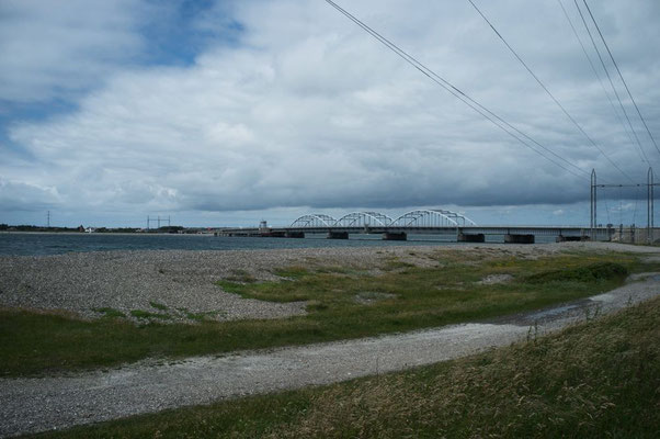 Oddesund Broen, Limfjord