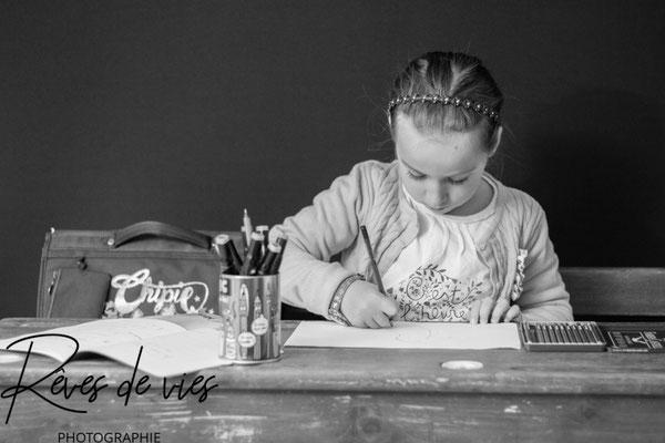 photo rentrée scolaire, shooting rentrée, photographe Sens Yonne