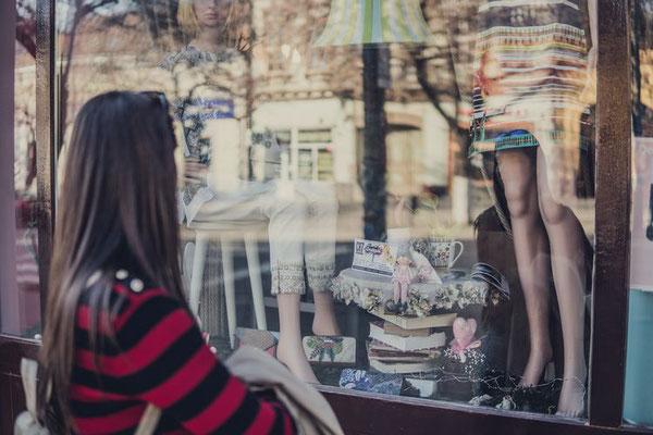 Shoppen, Einkaufen, Nachhaltigkeit, Checkliste für bewussteres Shoppen, Ordnungscoach