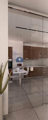 Separador vidrio interior