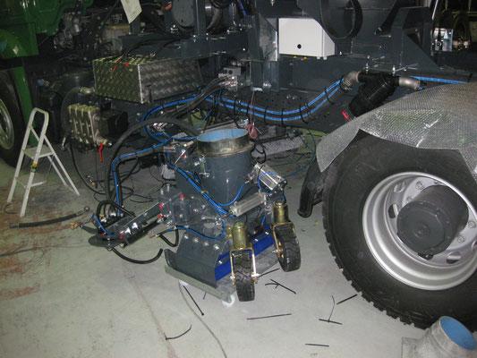 Arocs Kehrmaschine