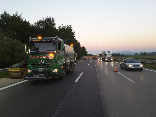 Autobahn A8 Schmölzl