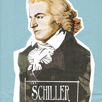 Schiller und andere Autoren