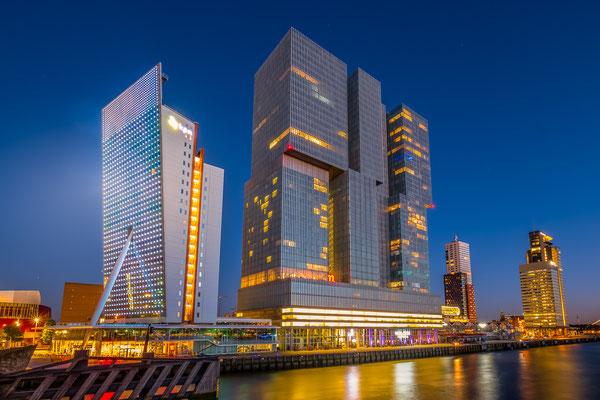 Kop van Zuid - Rotterdam © Jurjen Veerman