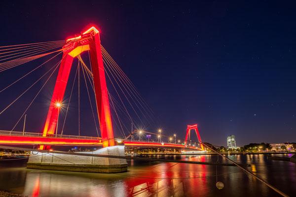 Willemsbrug - Rotterdam © Jurjen Veerman