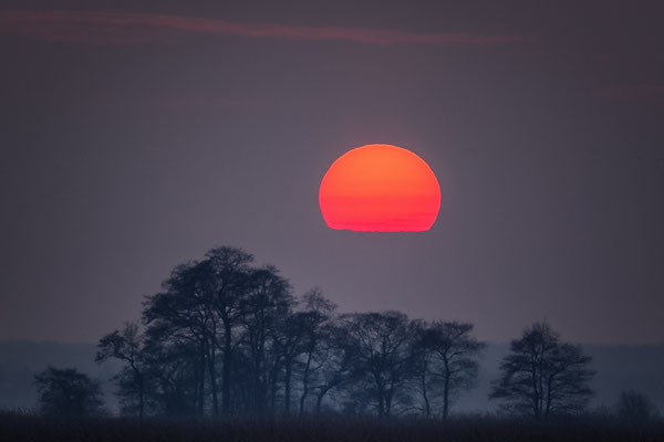 Sunset Roderwolde © Jurjen Veerman
