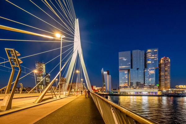 Erasmusbrug - Rotterdam © Jurjen Veerman