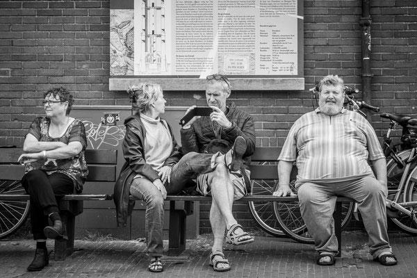 Tegenover de Brandaris © Jurjen Veerman