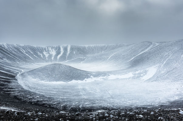 Hverfjall Myvatn © Jurjen Veerman