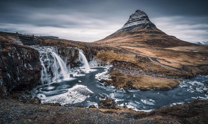 Kirkjufell - Iceland © Jurjen Veerman