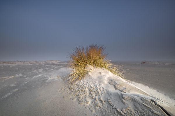 Zeemist Noordzeestrand Terschelling © Jurjen Veerman