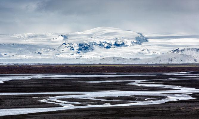 Kustlijn Zuid Ijsland © Jurjen Veerman