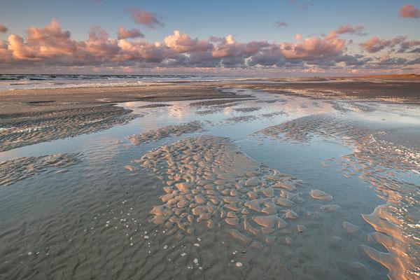 Getijdenstroom - Noordzeestrand Terschelling © Jurjen Veerman