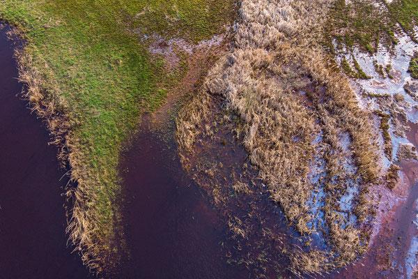 Drone shot Drentse Aa - Oudemolen © Jurjen Veerman