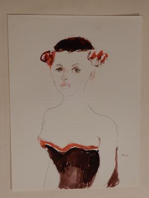Damen-Portrait 35