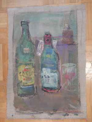 Rolf Seilaz Paris Stilleben Der Wein