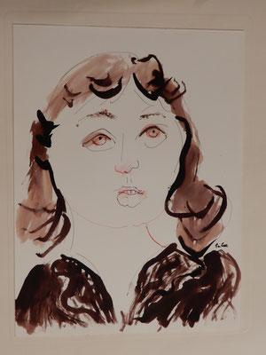 Damen-Portrait 42