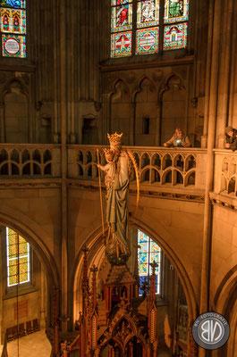 Der Altar des Mariendoms