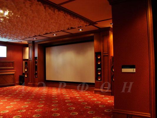Комната для музыки и кино (фото 1)