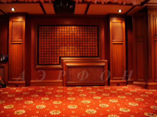 Комната для музыки и кино (фото 2)